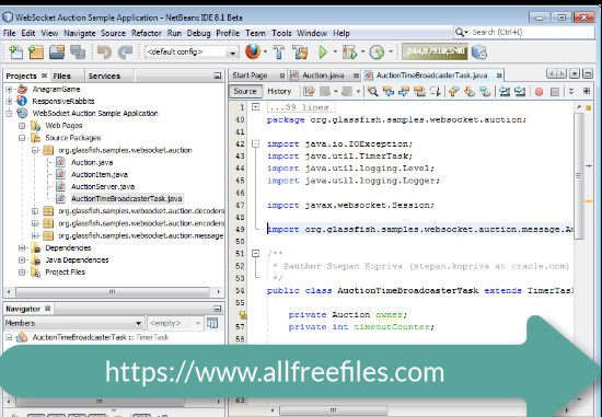 NetBeans IDE 8.2 RC