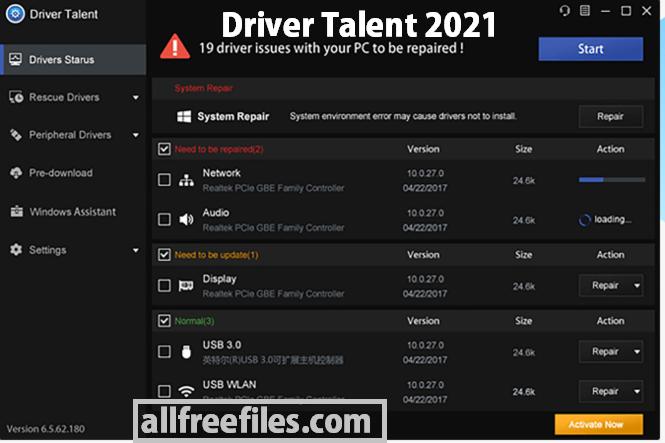 Download Driver Talent Offline Installer